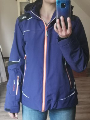 CMP Winter Jacket multicolored polyester