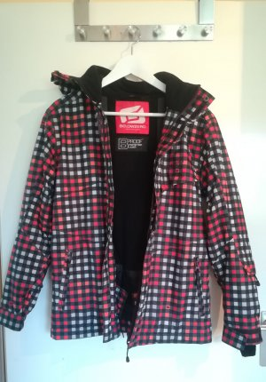 Outdoor Jacket multicolored polyester