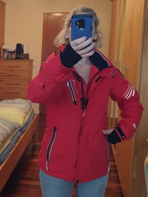 Icepeak Giacca sport rosso