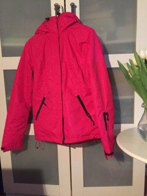 Skijacke Pink/Schwarz von H&M, neu
