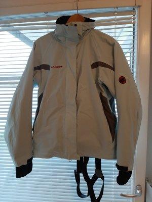 Mammut Winter Jacket dark grey-azure