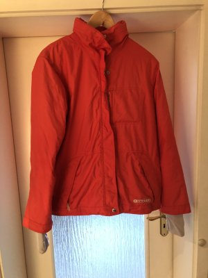 Bogner Fire + Ice Sports Jacket bright red-white mixture fibre