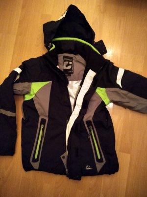 Killtec Softshell Jacket black-light grey