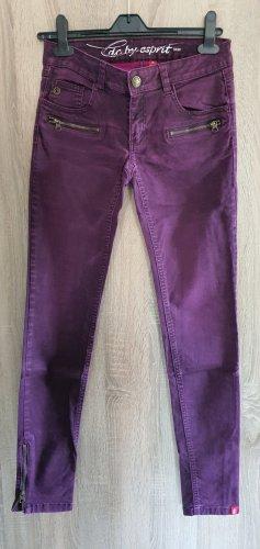 edc by Esprit Pantalone jersey lilla