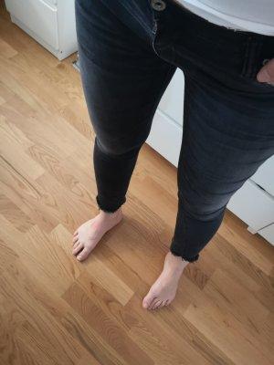 Skinny Anklehose Please