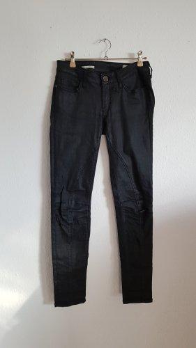 Rich & Royal Biker Jeans black