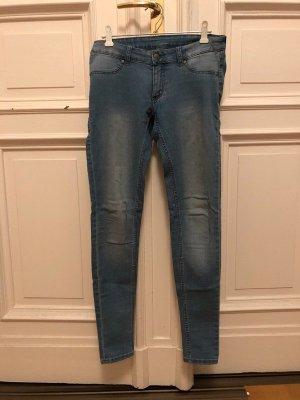 Cheap Monday Carrot Jeans cornflower blue cotton