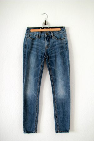 BDG Skinny Jeans steel blue-azure