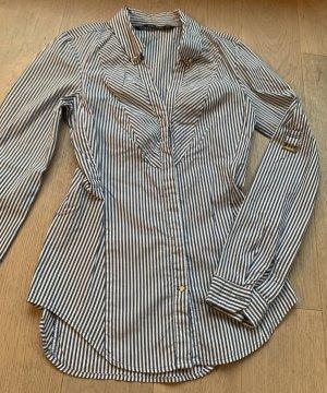 Skinny Bluse von Zara neuwertig