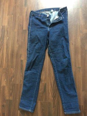 Devided von H&M High Waist Jeans steel blue