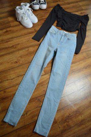Nakd Jeans skinny azzurro