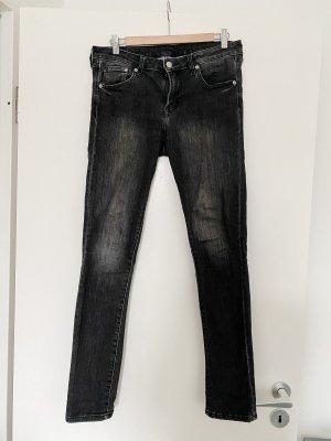 Skinny Highwaist Shaping Jeans H&M, Gr. 30/34