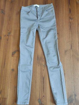 Pieces Spodnie rurki Wielokolorowy
