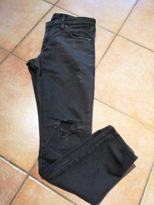 Adriano Goldschmied Skinny Jeans dark grey