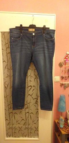 Janina Denim Stretch Jeans white-dark blue