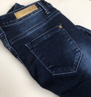 US Polo Jeans carotte bleu foncé