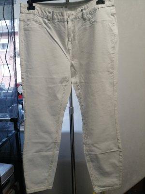 C&A Jeans skinny bianco