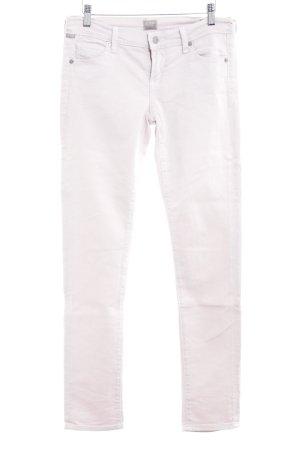 Skinny Jeans altrosa sportlicher Stil