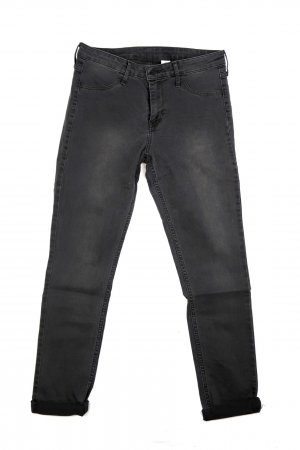 Skinny Jeans Anthrazit