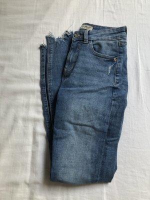 Denim Co. Jeans skinny blu