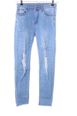 Falmer Heritage Skinny Jeans blau Casual-Look
