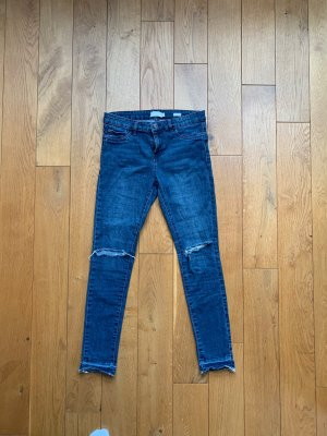 Bench Jeans skinny blu scuro