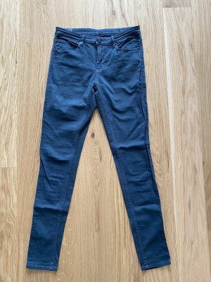 2nd Day Jeans skinny petrolio