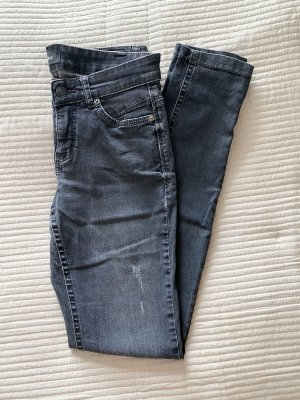 Skinny Jeans dark-washed von MAC | Gr. 46/36