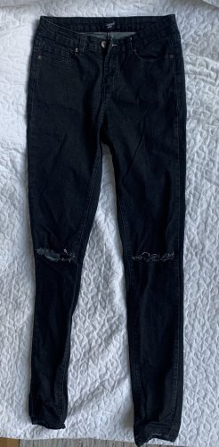 Sisters point Jeans skinny noir