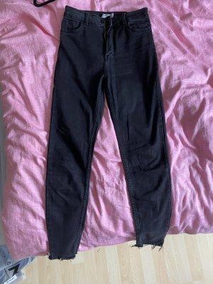 Bershka Skinny Jeans multicolored