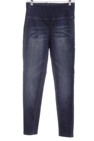 Skinny Jeans dunkelblau