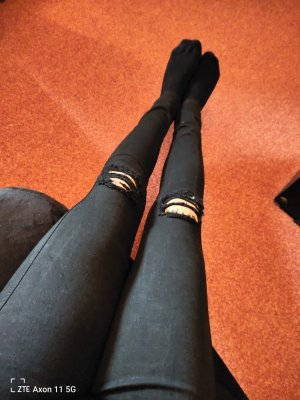 unknown Skinny Jeans black