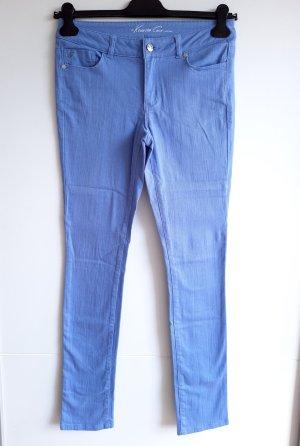 Skinny Jeans Flieder mid waist von Kenneth Cole Weite 27