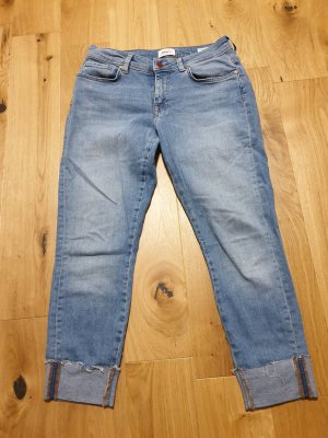 Only 7/8 Length Trousers blue