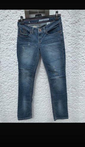 DKNY Vaquero skinny azul
