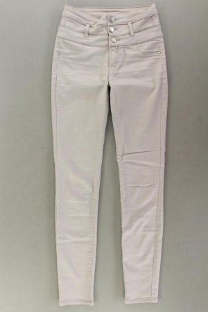 Skinny Jeans Größe 34/36 grau aus Baumwolle