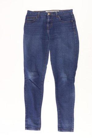 Skinny Jeans Größe 34 blau