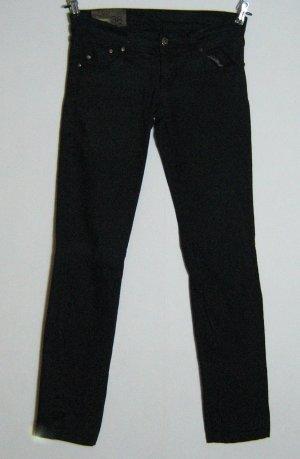 Skinny Jeans Größe 36 Dunkelblau STRADIVARIUS Lust