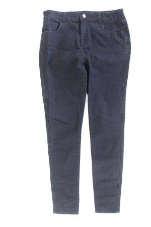 Skinny Jeans Größe 40 blau aus Baumwolle