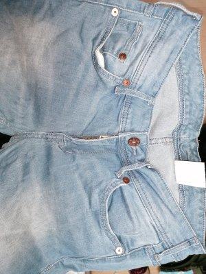 & DENIM Jeansy o obcisłym kroju błękitny