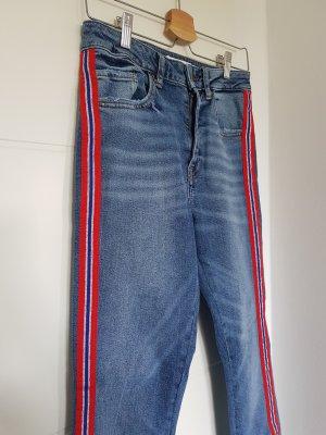 Skinny Jeans Hellblau von Zara, Größe 26