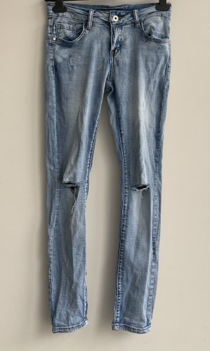 Skinny Jeans // High Waist // Gr. S