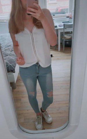 Skinny Jeans High Waiste