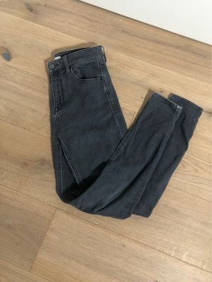 Skinny jeans high waste