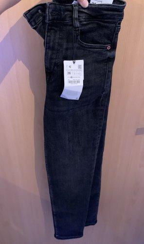 Skinny Jeans im vintage look