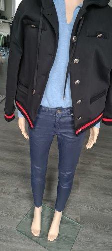 -8- Venice Slim jeans donkerblauw