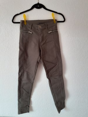 Skinny jeans khaki Größe 32 von H&M