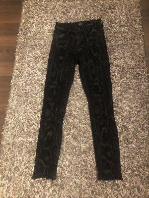 Skinny Jeans Leo Print
