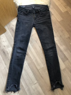 Skinny Jeans Low Rise