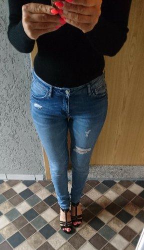 Skinny Jeans Low Waist